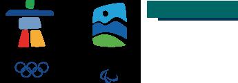 Offizielle Logos der Olympischen Winterspiele 2010
