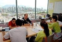 Sprachkurs in Vancouver
